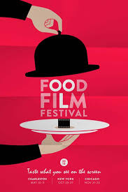 Food Film Festival Poster Your Daily Inspiration