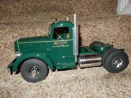 SMITH MILLER LF Mack Cab Green With Yellow Trim Shorty Style New In ...