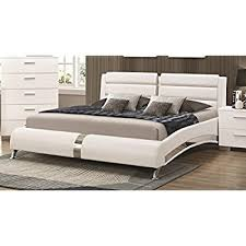 Amazon Greatime B1070 Contemporary Upholstered Bed Queen