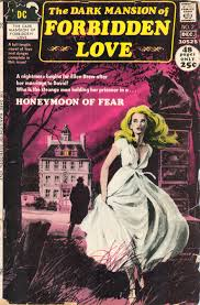 Vintage Ad Archive Halloween Hysteria by Spooky Halloween Romance The Dark Mansion Of Forbidden Love 2