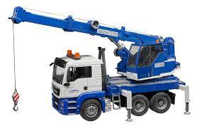 100 Bruder Logging Truck Amazoncom Man Tgs Crane With Light Sound Vehicle