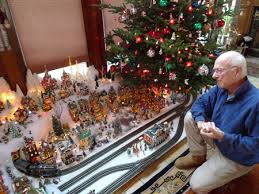Video Shelter Islanders Holiday Model Train Layout So Is It For