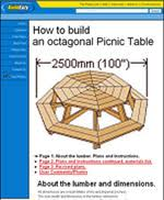 octagon picnic table plans how to build an octagonal picnic table
