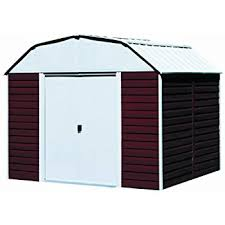 Shed Anchor Kit Instructions by Amazon Com Arrow Shed At101 Attic Work Bench Kit Storage Sheds