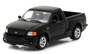 Amazon.com: 1999 Ford F-150 SVT Lightning Pickup Truck Black 1/43 ... Mercedes X Class Details Confirmed 2018 Benz Pickup Truck China Black Steel 4x4 Roll Bar Sport Dress Up With The Nissan Titan Custom Looks Talk Clip Art Free Cr12 Ford F150 44 Pickup 112 Scale Rtr Ready To F350 Diesel Pickup Farming Simulator 2019 2017 New Honda Ridgeline Edition Awd At North Serving Tonneau Cover Alinium Silver Black Xclass Double Cab Super Duty F250 King Ranch Model M2 Machines 164 Kits 15 1953 Chevy 3100 Gray 3m 1080
