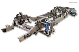 1967-72 Chevy C10 FAST TRACK Chassis - Roadster Shop Roadster Shop