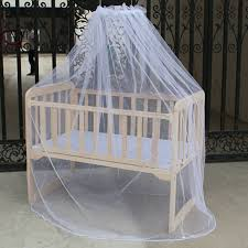 Summer Baby Bed Mosquito Net Baby Bed Accessories Curtain Net for