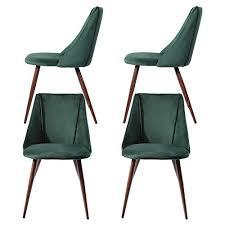 dorafair 1er set esszimmerstühle polsterstuhl samt stühle