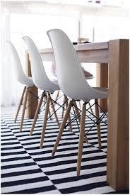 ein neuer teppich für den esstisch ikea stockholm