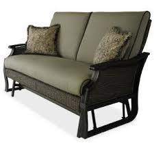 Sonoma Outdoorstm Presidio Patio Loveseat Glider by Glider Sofa Loveseat Replacement Patio Cushions Centerfieldbar Com