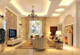 Living Room Ceiling Interior Design Ideas False Designs For Luxury Bedroom