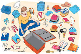 Packing Overwhelms Even The Savviest Travelers What Do You Really Need And How Much Should Bring While Answers May Be Partly Subjective