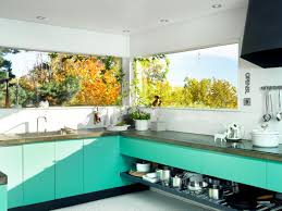 Turquoise Kitchen Decor Ideas Images4