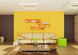 living room pleasant living room yellow paint color with light