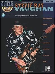 Amazon Stevie Ray Vaughan Guitar Play Along Volume 49 With CD