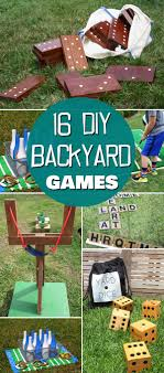 16 Fun DIY Backyard Games For The Whole Family | Backyard Games ... Birthday Backyard Party Games Summer Partiesy Best Ideas On 25 Unique Parties Ideas On Pinterest Backyard Interesting Acvities For Teens Regaling Girls And Girl To Lovely Kids Outdoor Games Teenagers Movies Diy Outdoor Games For Summer Easy Craft Idea Youtube Teens Teen Allergyfriendly Water Fun Water Party Kid Outdoor Giant Garden Yard