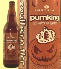 Imperial Pumpkin Ale Southern Tier by Ferment Nation Beer Blog October 2008