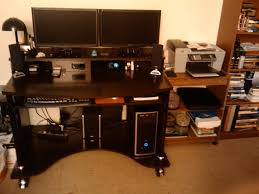 Whalen Greenwich Computer Desk Hutch Espresso by Desk Luxury Staples Computer Desk For Office Target Computer Desk