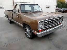 100 1975 Dodge Truck D100 For Sale ClassicCarscom CC1144542