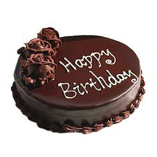 Chocolate Flower Birthday Cake Cake Bhandar