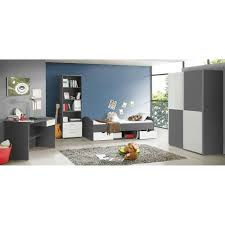 chambre enfant gris et lupo chambre enfant complète style classique décor gris et blanc