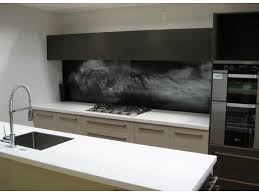 Providing An Aged Quality Which Belies The Contemporary Nature Of Mirrored Glass Splashbacks