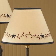 Large Punched Tin Lamp Shades by Amazon Com Star Vine 12