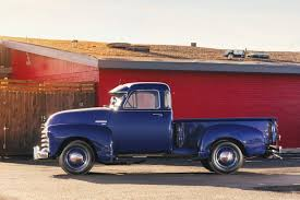 100 1951 Chevy Truck Chevrolet 3100 Pickup Advanced Design Series Chevrolet