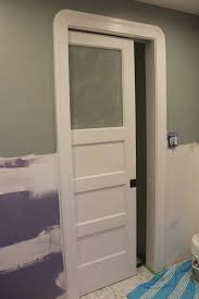 Bathroom Tilt Mirror Hardware by Doors Easy Operation With Pocket Doors Lowes For Your Inspiration