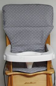 Cosco High Chair Seat Pad by Others Graco High Chair Cover Eddie Bauer High Chair Cover