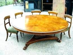 10 Seat Round Dining Table Room Tables For Seats