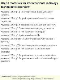 Tech Resume Templates X Ray Technologist Radiology Free
