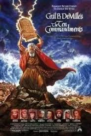 It Is Said In Context When Moses Played By Charlton Heston Confronts Rameses IIplayed Yul Brynner Thus Sayeth The Lord God Of Israel Let My People