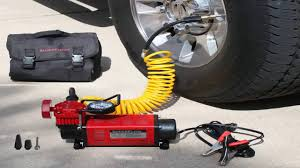 SuperFlow 12V HD Air Compressor Tire Inflator Ideal For Trucks SUVs ... Tire Inflator From Northern Tool Equipment 2018 Car Truck Tyre Tire Air Inflator Pump Hose Pssure Meter Gauge Digital Compressor Deko For Suv Motor 6mm Brass Valve Connector Clipon Epauto 12v Dc Portable By Cheap Find Deals On Line At 12volt 150 Psi Compact Mini Inflatorsuperpow Auto 100psi Inflators Or China Jqiao Auto Audew