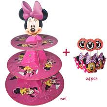 Baby Minnie Mouse Baby Shower Theme by Popular Cupcakes Shower Buy Cheap Cupcakes Shower Lots From China