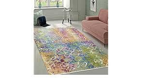 paco home designer wohnzimmer teppich hochwertig modern