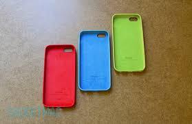 Apple ficial iPhone 5s Case Review — Gad mac