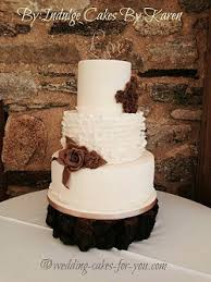 Rustic Designs Wedding Cake