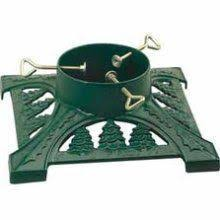 LL Bean Cast Iron Christmas Tree Stand