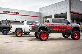 RMT Customs | Red McCombs Toyota Car Customizations In San Antonio Mitsubishi Sport Truck Concept 2004 Picture 9 Of 25 Cant Afford Fullsize Edmunds Compares 5 Midsize Pickup Trucks 2018 Gmc Canyon Denali Review Ford F150 Gets Mode For 2016 Autotalk 2019 Sierra Elevation Is S Take On A Sporty Pickup Carscoops Edition Raises Bar Trucks History The Toyota Toyotaoffroadcom Ranger Looks To Capture Truck Crown Fullsize Sales Are Suddenly Falling In America The Sr5comtoyota Truckstwo Wheel Drive Best Nominees News Carscom Used Under 5000