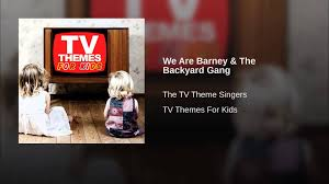 We Are Barney & The Backyard Gang - YouTube Barney The Backyard Gang Custom Intro Youtube And The Introwaiting For Santa In Concert Original Version Three Wishes Everyone Is Special Jason Theme Song Gopacom Whatsoever Critic Video Review Marvelous And Rock With Part 10 Auditioning Promo Big Show Songs Download Free Mp3 Downloads