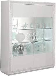 lightnevel baccara weiß lackiert wohnzimmer esszimmer design