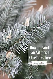 Christmas Tree Flocking Spray Can by Excellent Ideas Christmas Tree Spray Ways To Make Your Look Fuller