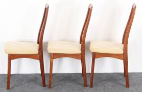 Set Of Six Benny Linden Danish Style Teak Dining Chairs, 1960s Mid Century Danish Modern Teak Upholstered Ding Chairs Set Of 6 By Niels Otto Moller For Jl Mller 1950s How To Re Upholster The Backs Midcentury 1960s 8 Kfoed 4 Vintage Midcentury Style Curved Back Walnut Oak Style Ding Chairs 1970s 88233 Fuchsia Chair Dania Fniture Weber Black Shell Seat Details About 2 Wegner Elbow Midcent Finish Solid Wood Frme Picked Amazoncom Glj Fashion Nordic Designer G Plan Solid Teak New Upholstery Mid Century Modern K Larsen Influenced
