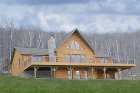 Cape Cod Modular Log Homes