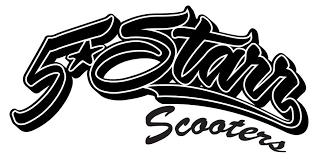 5Starr Scooters Scriptlogo 2v1466434192