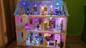 playmobil romantisches puppenhaus