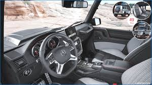 Mercedes G Wagon Interior Elegant 2017 Brabus 550 Adventure 4x4繧