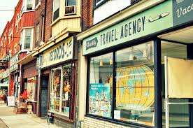 US Travel Agencies Trade In Storefronts For Home Offices