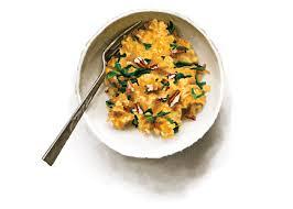 Pumpkin Risotto Recipe Easy by Pumpkin And Kale Risotto Arancini Cake Over Steak